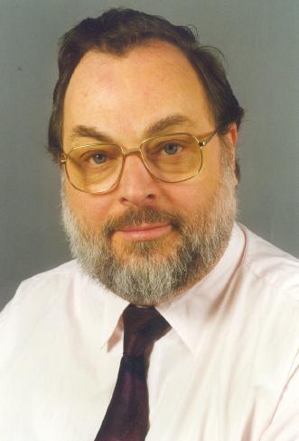Photo of Dr Desmond Barber